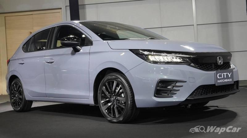 Honda City Hatchback borrows colour from FK8 Civic Type R, and we want it for 2021 02