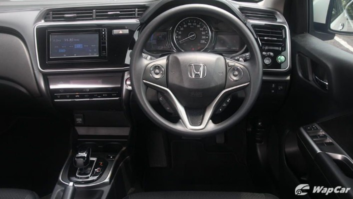 2018 Honda City 1.5 Hybrid Interior 001