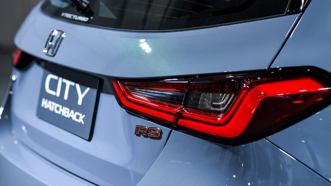 2021 Honda City Hatchback International Version Exterior 013