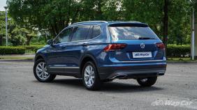 2020 Volkswagen Tiguan Allspace 1.4TSI Highline Exterior 010