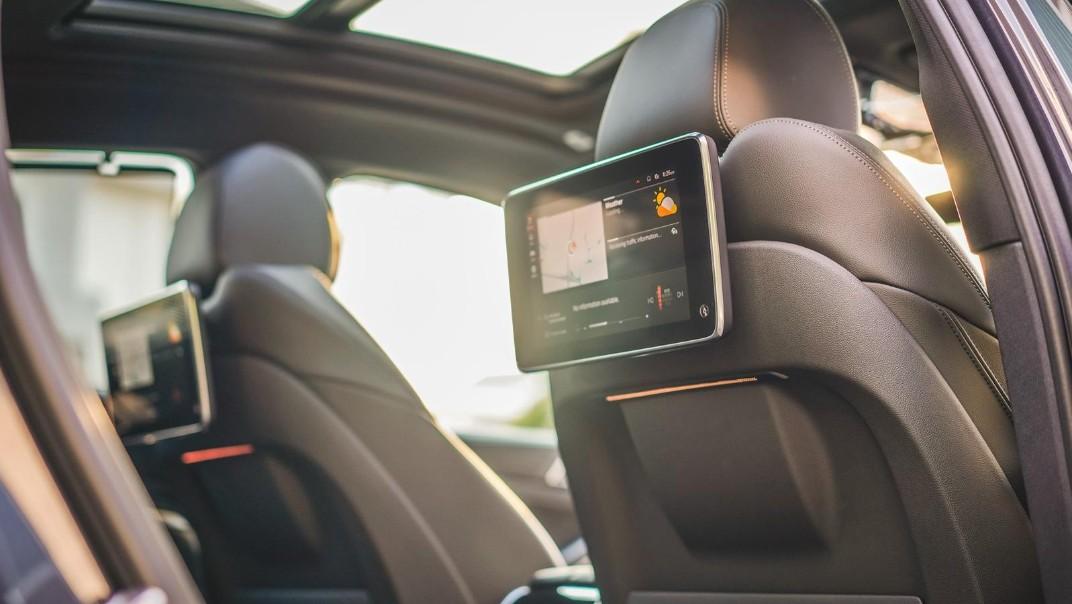 2020 BMW X6 xDrive40i M Sport Interior 013