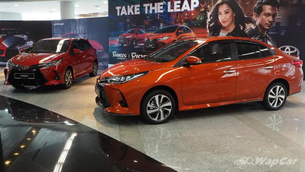 2021 Toyota Vios 1.5G Exterior 015