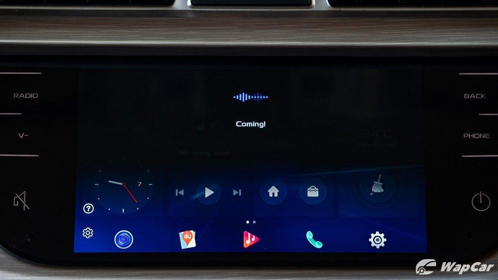 2020 Proton X70 1.8 Premium 2WD Interior 021