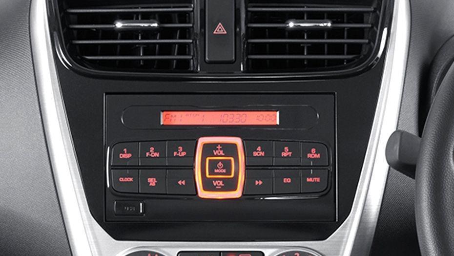 Perodua Axia (2018) Interior 005