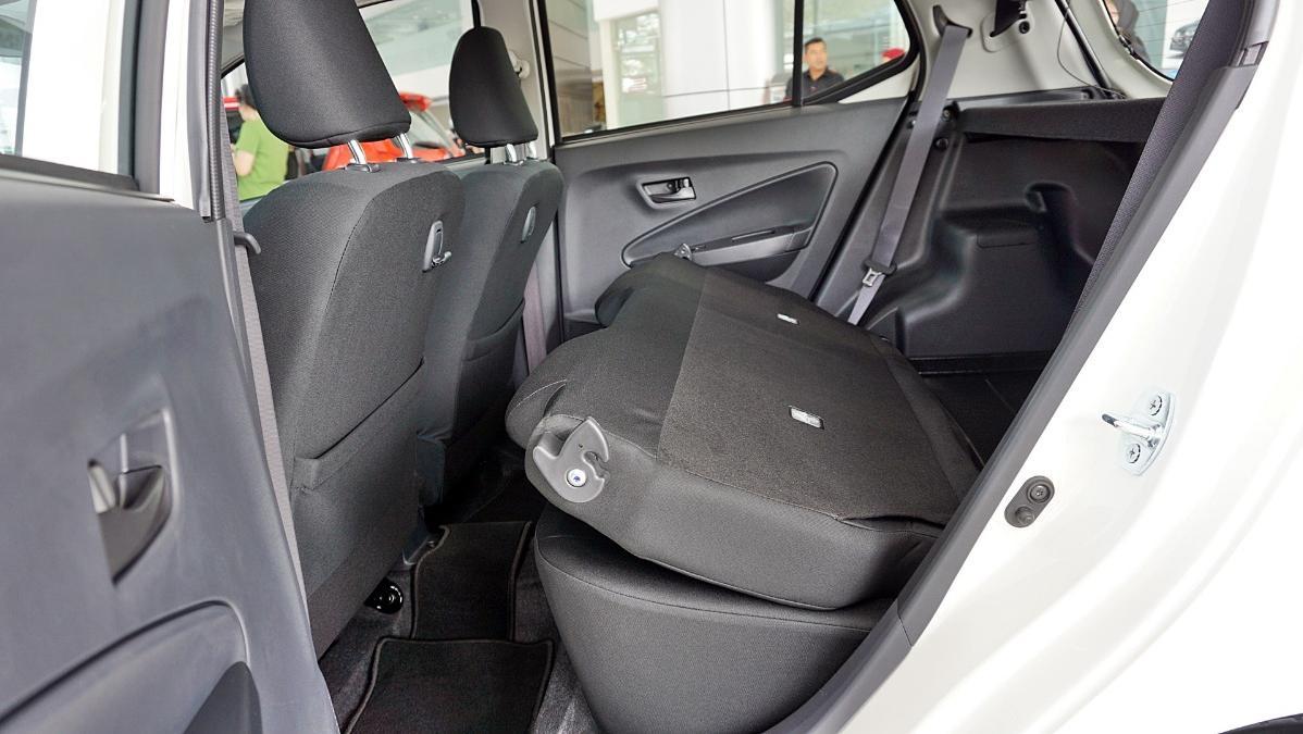 2019 Perodua Axia GXtra 1.0 AT Interior 033