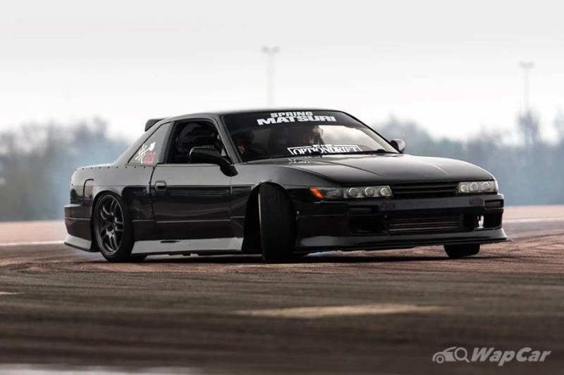 The Nissan Silvia is more than just a drift missile, meet its less popular generations 02