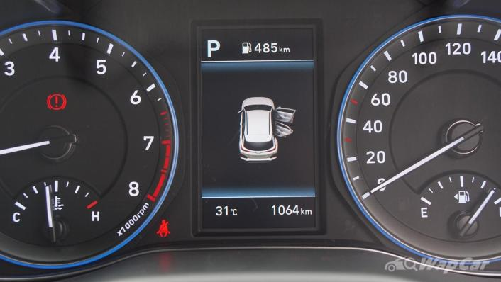 2020 Hyundai Kona 2.0 Standard Interior 004