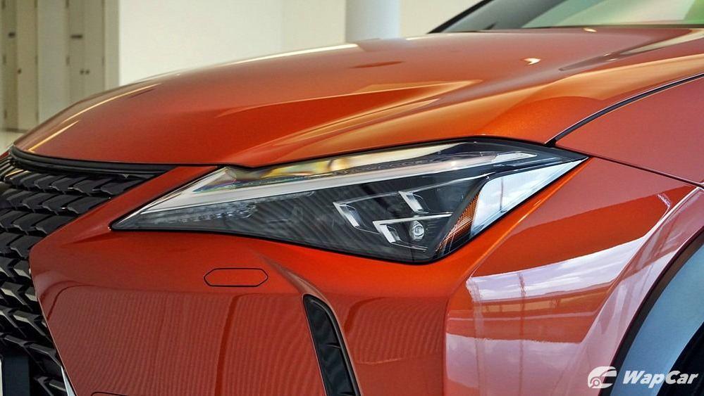 2020 Lexus UX 200 Urban Exterior 011