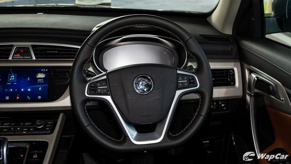 2020 Proton X70 1.8 Premium 2WD Interior 005