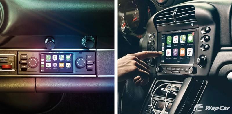 2020 Porsche PCCM Apple CarPlay
