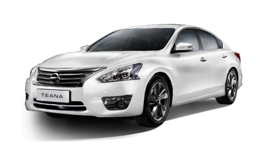 Nissan Teana (2018) Others 004