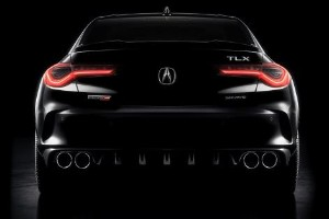 All-new 2021 Acura TLX teased, a sportier Honda Accord with a 3.0L turbo V6
