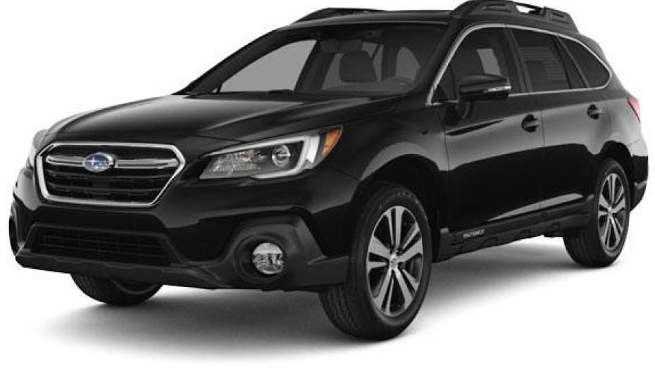 Subaru Outback (2018) Others 005