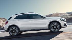 Mercedes-Benz GLA (2018) Exterior 006