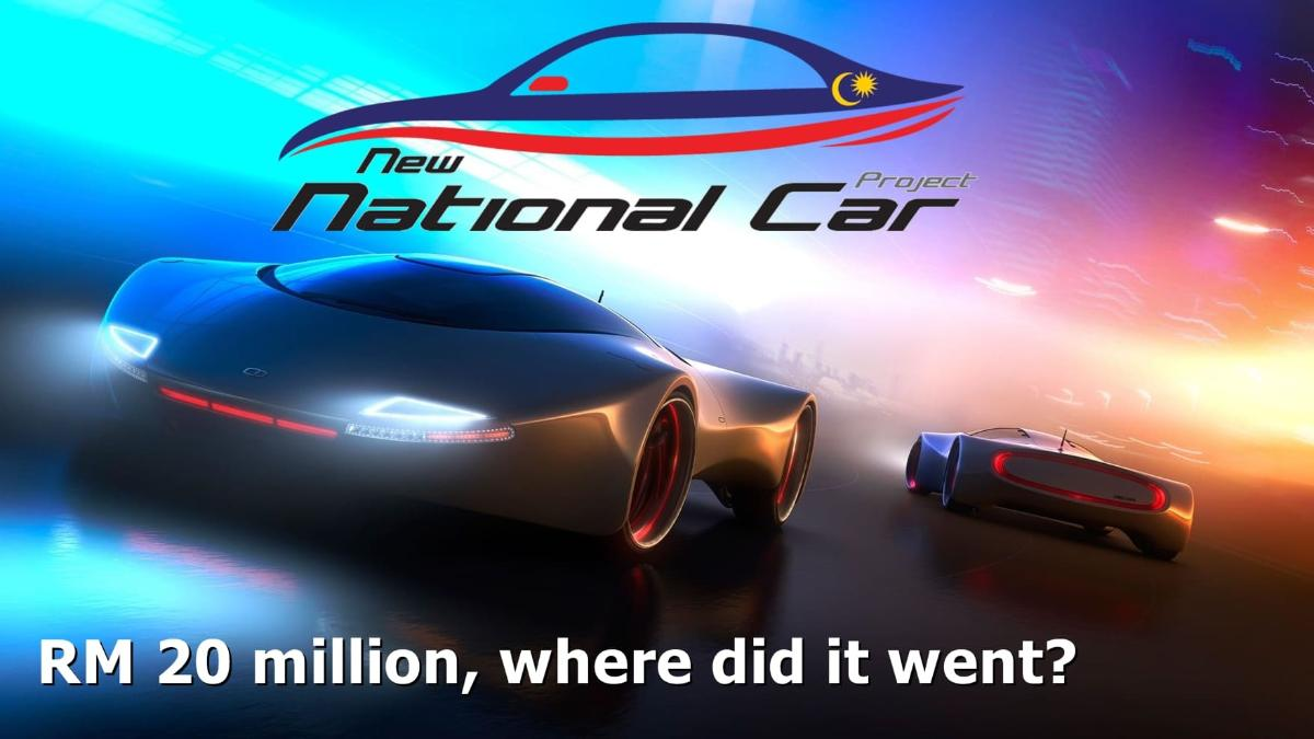 Minister: RM 20m given by PH to 3rd national car, not sure where it went 01