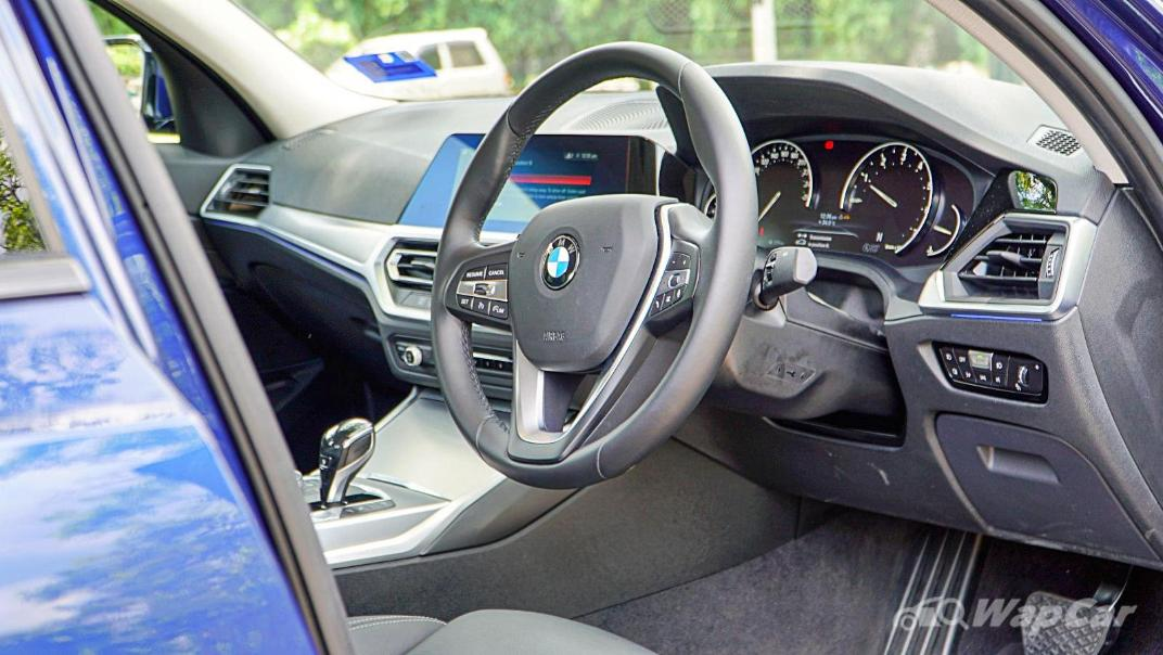 2020 BMW 3 Series 320i Sport Interior 057