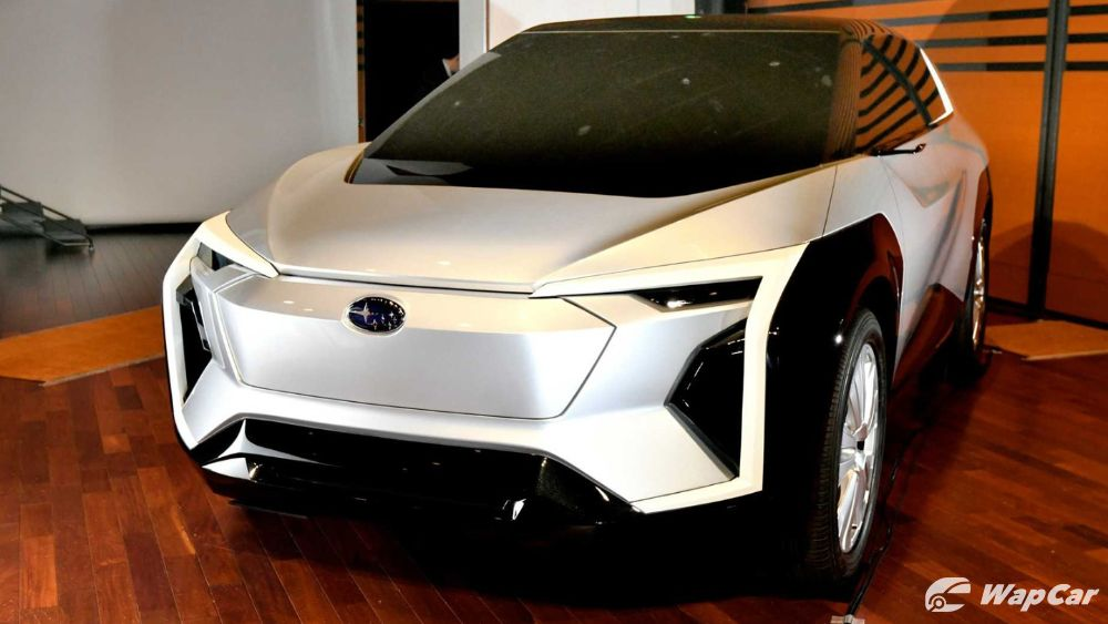 After the Toyobaru 86/BRZ, meet the Subaru-Toyota Evoltis, due Oct 2021 02