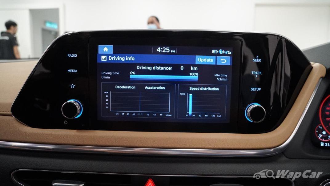 2020 Hyundai Sonata 2.5 Premium Interior 089