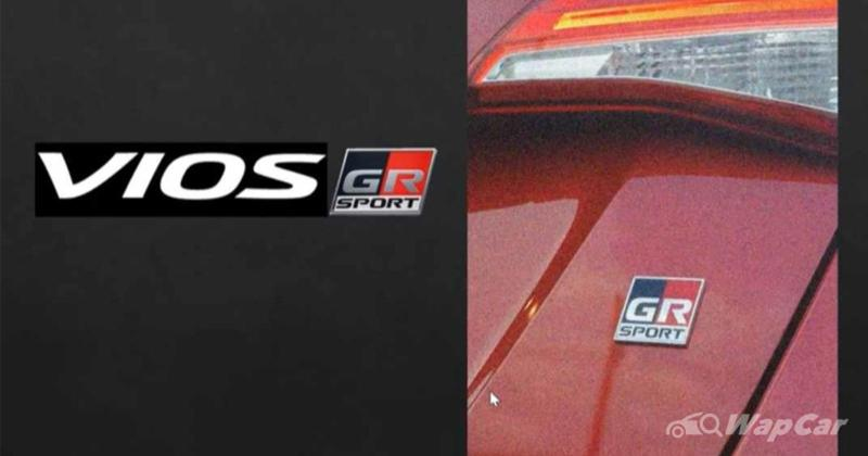 HANGAT: Toyota Vios GR Sport 2021 – CVT 10 kelajuan, suspensi sport! 02