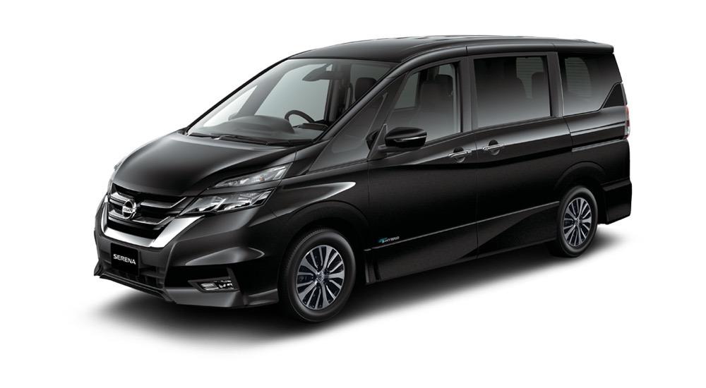 Star MPV Nissan Serena 2.0 s-hybrid MPV Review 01