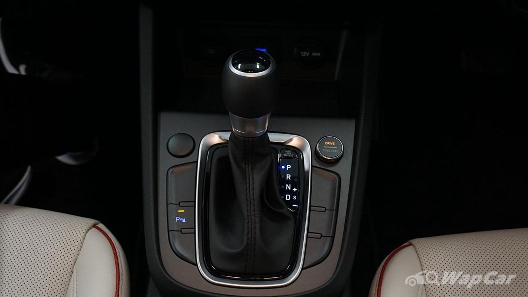 2021 Hyundai Kona 2.0 Active Interior 025