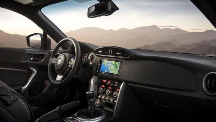 Toyota 86 (2019) Interior 002