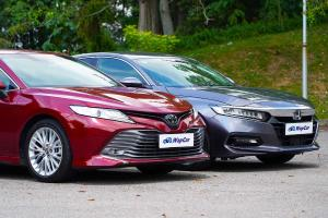 RM 200k for brand new Camry or Accord? Why not a used C200?