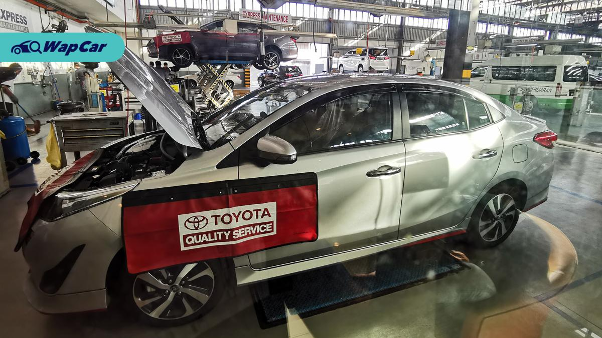 Toyota Service Savers – kenapa kena bayar dahulu? 01