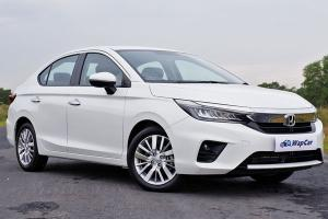 Ratings: 2020 Honda City 1.5 L V - No AEB, but fuel efficient and practical