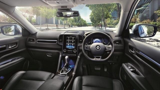 Renault Koleos (2019) Interior 001