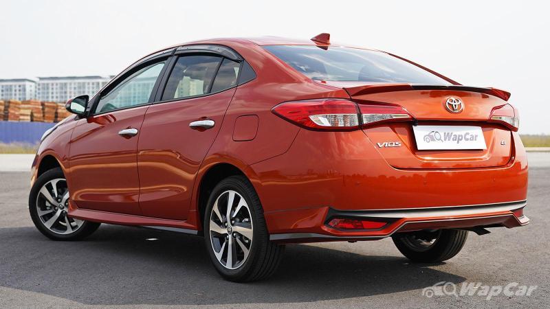Ratings: 2021 Toyota Vios 1.5L G - The best value for money B-segment sedan? 02