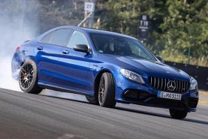 Think twin-clutch 'boxes are amazing? New Mercedes-AMG C63 will have twin gearboxes