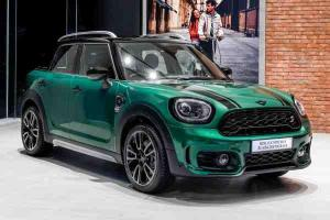 Fancy a MINI Countryman without chrome bits? Only 38 units available though