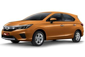 2021 Honda City Hatchback's global debut in Thailand on 24-Nov, Malaysia soon?