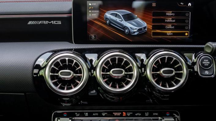 2020 Mercedes-Benz AMG CLA 45 S Interior 010
