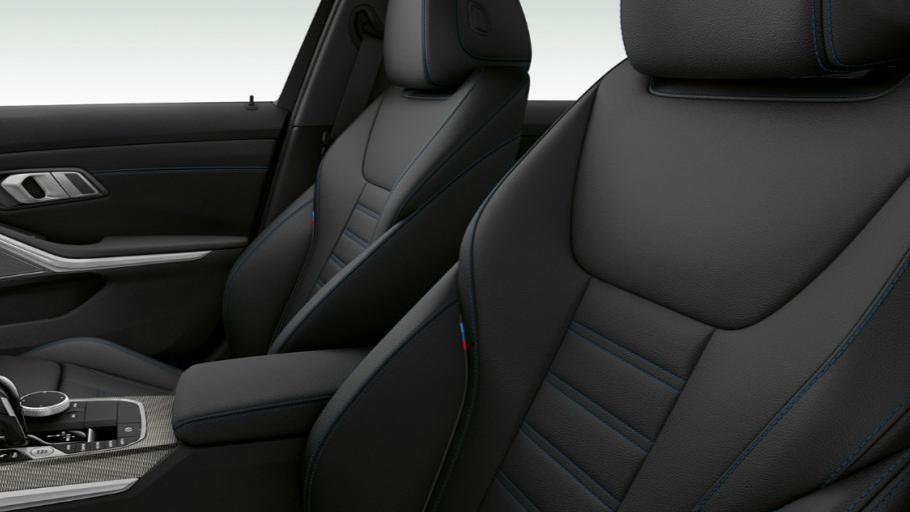 BMW 3 Series (2019) Interior 006