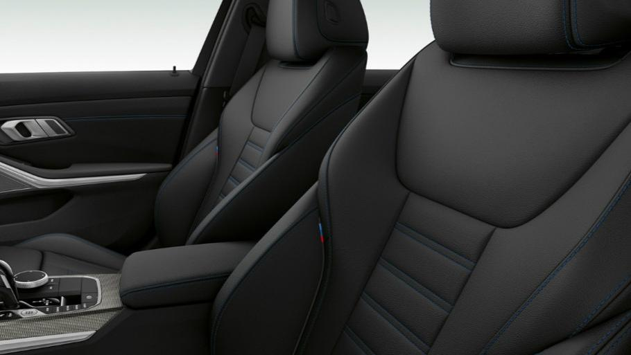 BMW 3 Series (2019) Interior 006
