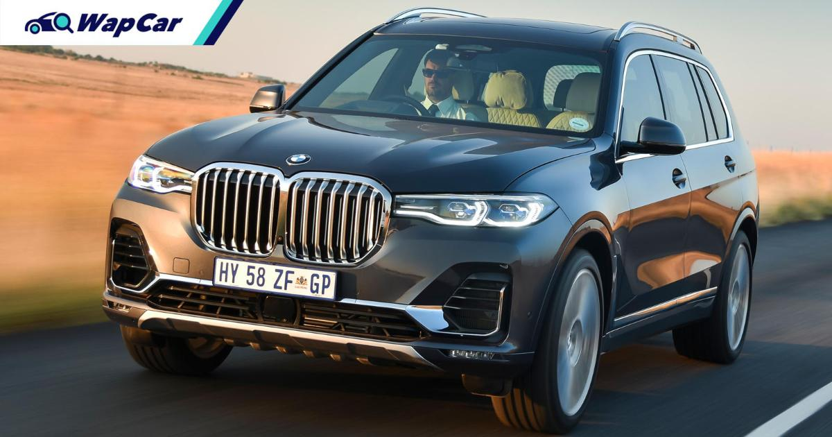 CKD 2021 BMW X7 due for Thailand, Malaysia to follow soon? 01