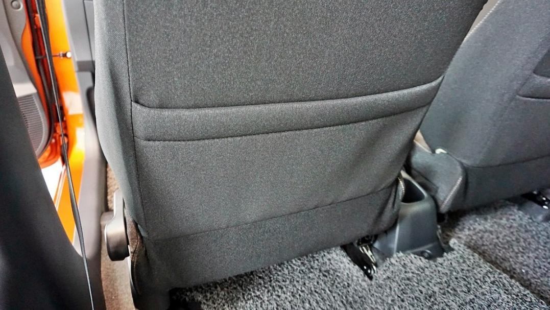 2019 Perodua Axia Style 1.0 AT Interior 087