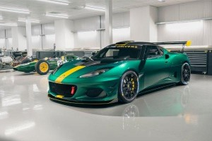 New Lotus entry model will be their last combustion engine car