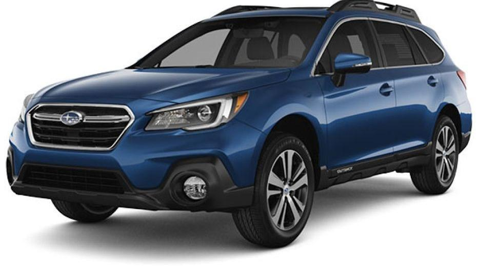 Subaru Outback (2018) Others 009