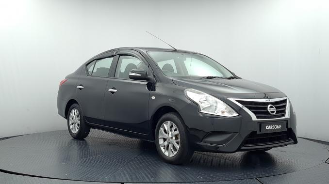 2015 Nissan ALMERA E 1.5