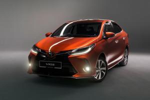 Toyota Vios facelift 2021 ini pilihan bayaran bulanan terbaik, serendah RM 538?