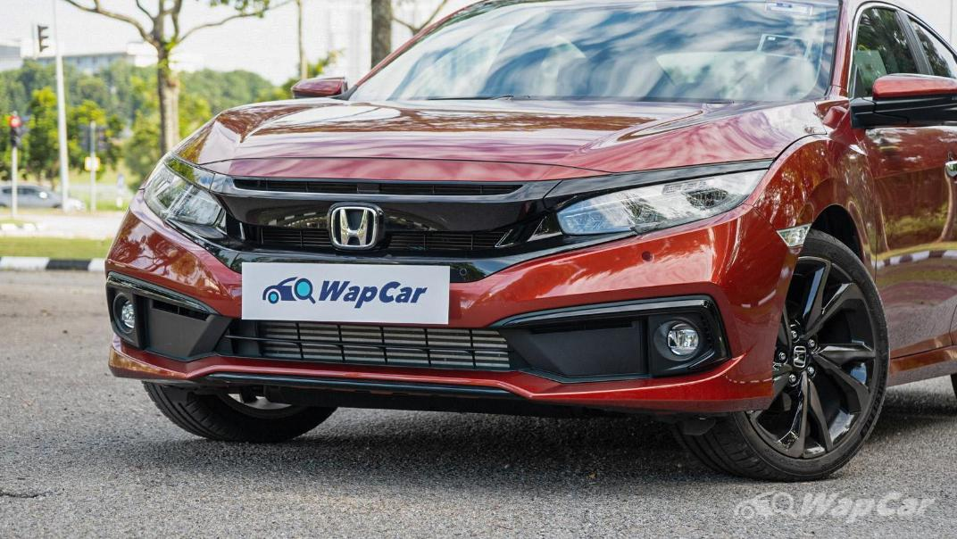 2020 Honda Civic 1.5 TC Premium Exterior 008
