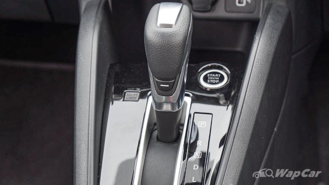 2020 Nissan Almera 1.0L VLT Interior 021