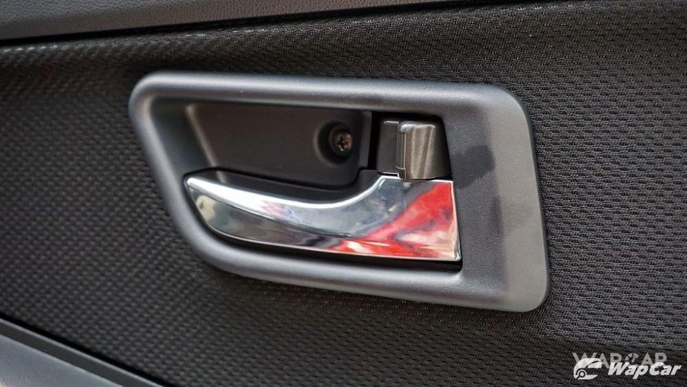 Perodua Myvi (2018) Interior 046