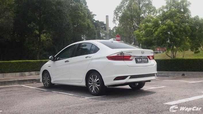 2018 Honda City 1.5 Hybrid Exterior 007
