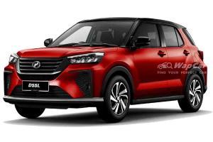 简短讲评:2021 Perodua Ativa(D55L)——或是目前最好的Perodua车型?