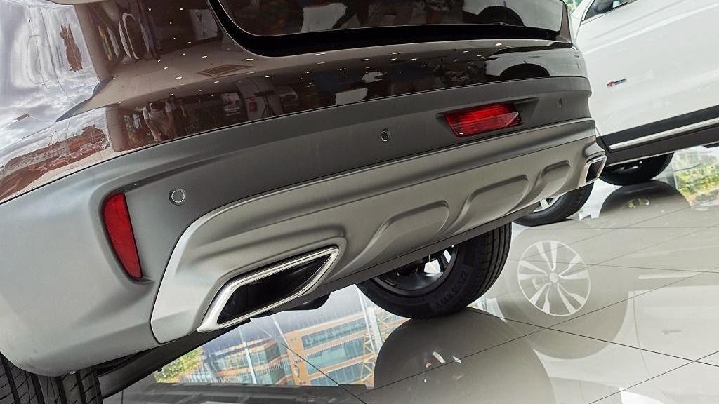 2018 Proton X70 1.8 TGDI Premium 2WD Exterior 040
