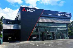 Mitsubishi Motors Malaysia gets ready to serve customers in Temerloh, Pahang